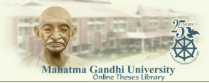 Mahatma Gandhi University - Online THESIS Search(另開新視窗)